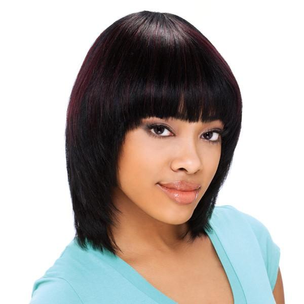 Sensationnel Bump Collection Human Hair Weaving Yaki 8 Inch Save