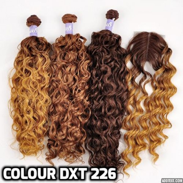 Sensationnel Synthetic Hair Weave Kanubia Easy 5 Save Beauty